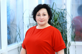 Циценкова Наталья Дмитриевна